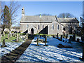 NY9913 : Church of St Giles, Bowes by Trevor Littlewood
