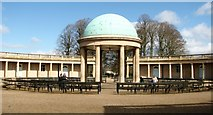 TG2007 : The bandstand in Eaton Park by Evelyn Simak