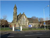 J3475 : St Paul and St Barnabas church, York Road, Belfast by Gareth James