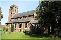 SO8480 : Cookley church by Philip Halling