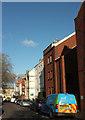 ST5873 : Portland Street, Kingsdown by Derek Harper