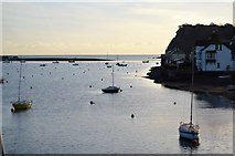 SX9372 : Mouth of the River Teign by N Chadwick
