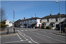SO8480 : The village of Cookley by Philip Halling
