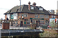 "TQ5174 : ""Bear and Ragged Staff"" public house, Crayford by Jim Osley"