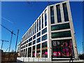 SE2933 : Wellington Place, Leeds (1) by Stephen Craven