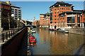 ST5972 : Floating Harbour, Bristol by Derek Harper