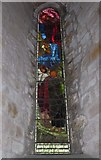 NY5563 : St. Mary Magdalene, Lanercost: stained glass window (a) by Basher Eyre