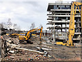 SD8010 : Demolition of Former Police HQ (April 2018) by David Dixon