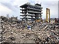 SD8010 : Former Police Headquarters Demolition Site by David Dixon