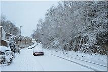 TQ5840 : Snow, All Saints Rd by N Chadwick