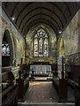 SK7288 : Chancel, St Peter's church, Clayworth by Julian P Guffogg