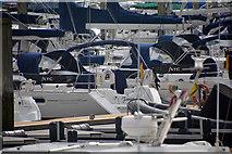 SZ3394 : Lymington : Lymington Yacht Heaven by Lewis Clarke