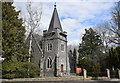 NJ5716 : St Andrew's episcopal church, Alford by Bill Harrison