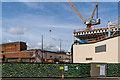 TQ2850 : Warwick Quadrant redevelopment by Ian Capper