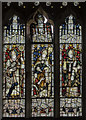 SK7887 : Window n.IV, St Martin's church, Saundby by Julian P Guffogg