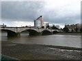 TQ2475 : Putney Bridge by Eirian Evans