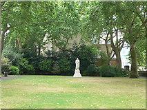 TQ2977 : Pimlico Garden by Eirian Evans