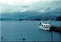 SD4096 : Bowness on Windermere by norman griffin