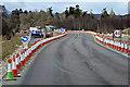 NH8205 : A9 Road Improvements near Kincraig by David Dixon