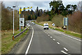 NH7902 : Average Speed Camera on the Southbound A9 near Lynchat by David Dixon