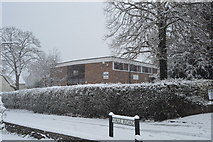 TQ5742 : St Dunstan Catholic Church by N Chadwick
