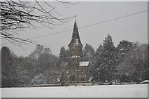 TQ5742 : Church of St Peter in Snow by N Chadwick