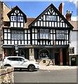 TQ0107 : The Burger Shop, Arundel by Gerald England