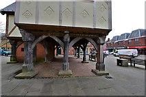 SP7387 : Market Harborough: The Old Grammar School by Michael Garlick