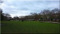 TQ2879 : Rose Garden, Hyde Park by Richard Cooke