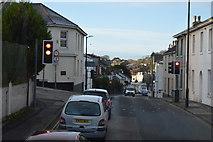 SX9166 : Teignmouth Rd, B3199 by N Chadwick