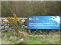 SH7977 : Welcome to RSPB Conwy nature reserve by M J Richardson