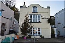 SX9372 : Bay Cottage by N Chadwick