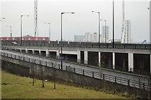 TQ3980 : Docklands Light Railway by N Chadwick