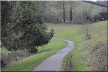 SX8158 : National Network Cycle Route 28 by N Chadwick