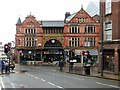 SE3033 : The Grand Arcade, Briggate by Alan Murray-Rust
