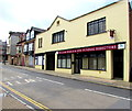 SS5147 : William Pearce & Son Funeral Directors, Ilfracombe by Jaggery