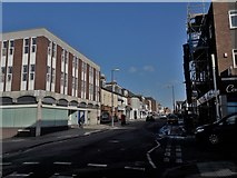 SU1484 : Commercial Road, Swindon by Chris Brown