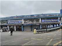 SP3378 : Coventry Retail Market by Philip Halling