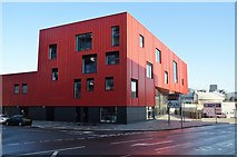 SX4654 : Plymouth School of Creative Arts by N Chadwick