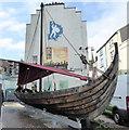 S6112 : Viking Vessel, Waterford by PAUL FARMER