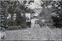 TQ5843 : Honnington Farm by N Chadwick