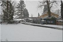 TQ5742 : Meadow School by N Chadwick