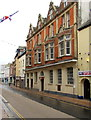 SS5147 : Royal Mail delivery and enquiry office, High Street, Ilfracombe by Jaggery