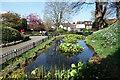 SU9949 : Pond in the Park by Des Blenkinsopp