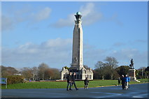 SX4753 : Naval Memorial by N Chadwick