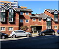 SS6593 : Tom Williams Court, High Street, Swansea  by Jaggery