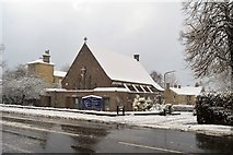 TQ5742 : Southborough Methodist Church by N Chadwick