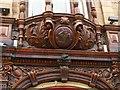 SE3033 : Three Legs pub, detail by Alan Murray-Rust