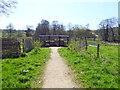 TQ1729 : Hide in Chesworth Farm by PAUL FARMER