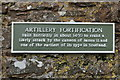 NX7362 : Artillery Fortification by Billy McCrorie